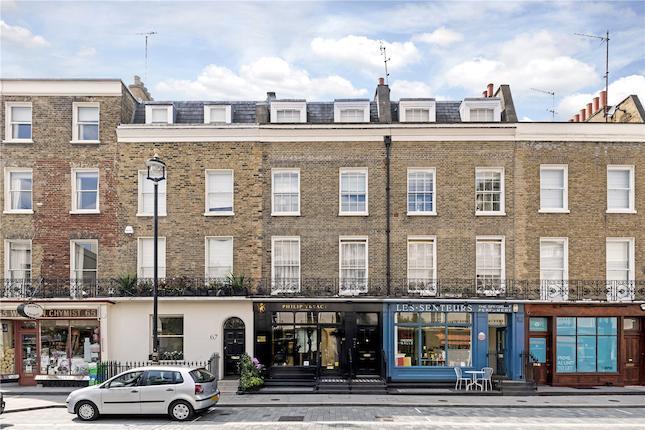 Elizabeth Street London