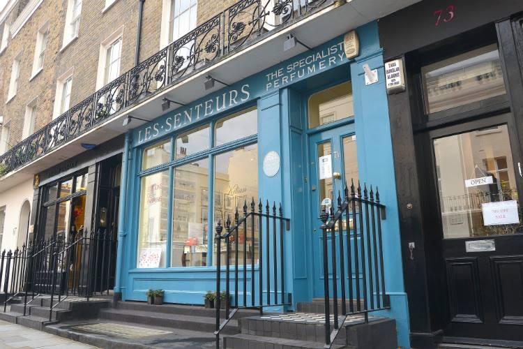 les-senteurs-shop-perfume-london-exterior